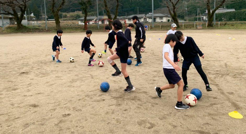 学童スポーツクラブ クラブおおづ