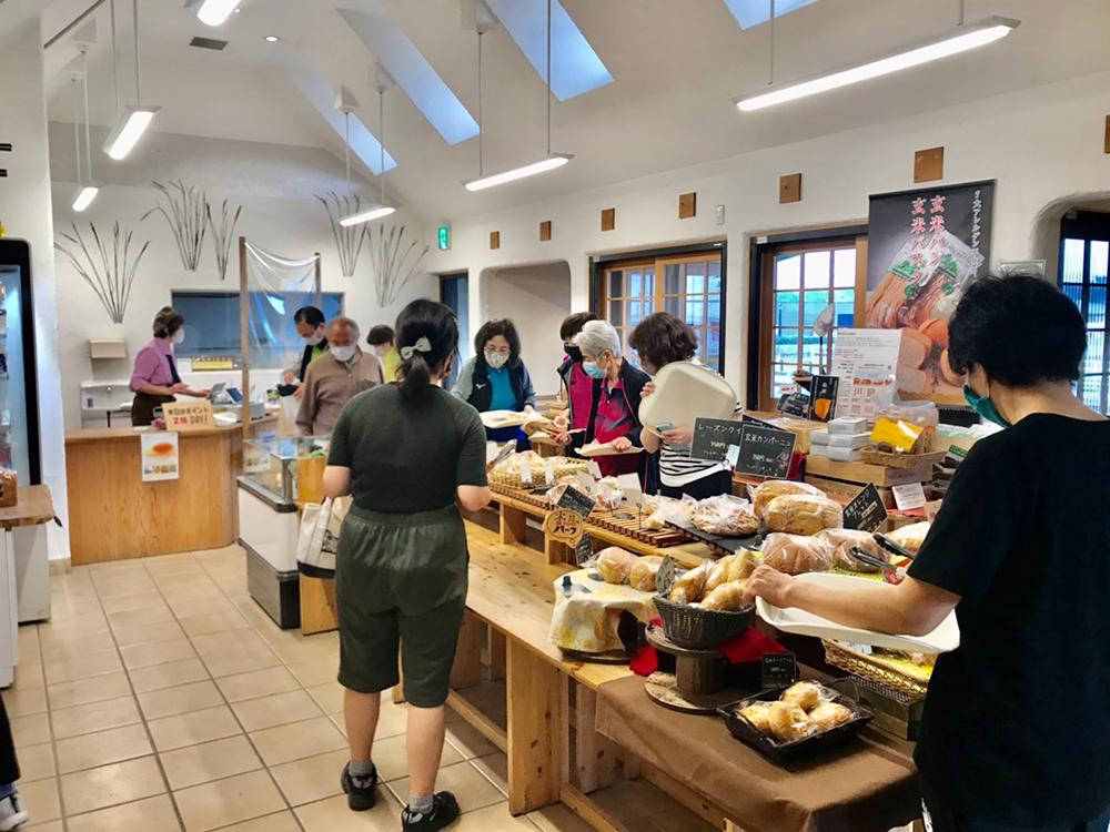 参加賞:玄気堂(玄米ペーストパンのお店)の商品券 令和2年度第1回 平日エンジョイ卓球大会
